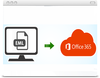 EML TO OFFICE 365 ONLINE (Import email message)